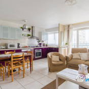 Gennevilliers, Appartement 4 pièces, 81 m2