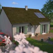 Maison 2 pièces + Terrain Maisoncelles-en-Brie