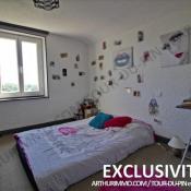 Vente maison / villa La tour du pin 227000€ - Photo 9