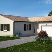 Maison avec terrain Neuville-de-Poitou 106 m²