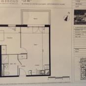 Fargues Saint Hilaire, Appartement 2 pièces, 45 m2