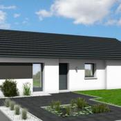 Maison avec terrain Montmorot 87 m²