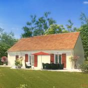 Maison avec terrain Amilly 68 m²