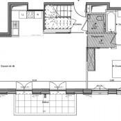 Paris 17ème, Triplex 5 assoalhadas, 138 m2