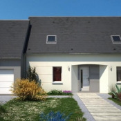 Maison 5 pièces + Terrain Landes-le-Gaulois