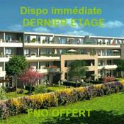 Castelnau le Lez, квартирa 4 комнаты, 75 m2