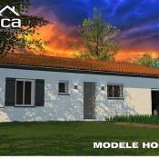 Maison 5 pièces + Terrain Sadirac (33670)