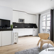 Paris 17ème, Appartement 2 Vertrekken, 30 m2
