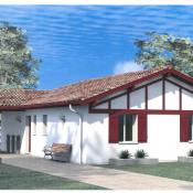 Maison avec terrain Urrugne 91 m²
