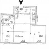 location Appartement 3 pièces Pontault-Combault