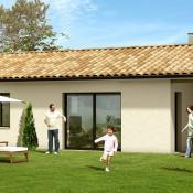 Maison 4 pièces + Terrain Saint-Caprais-de-Bordeaux
