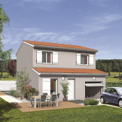 Maison 6 pièces + Terrain Saint-Alban-de-Roche