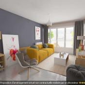 Beaune, Apartment 3 rooms, 71 m2