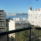 vente Appartement 3 pièces Cannes