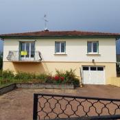 Toulon sur Arroux, Maison / Villa 5 pièces, 90 m2