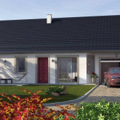 Maison avec terrain Amilly 90 m²