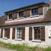 Chartres, oude woning 4 Vertrekken, 83 m2