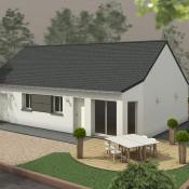 Maison 4 pièces + Terrain Motteville
