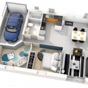 Maison 5 pièces + Terrain Meaux