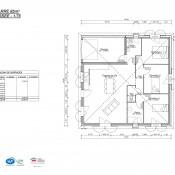 Maison 5 pièces + Terrain Boissey