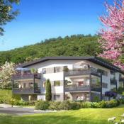 Aix les Bains, Appartement 2 pièces, 49,58 m2