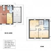 Maison 4 pièces + Terrain Domancy