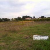 Terrain 477 m² Castres-Gironde (33640)