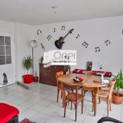 Agen, Duplex 3 rooms, 66 m2