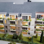 produit d'investissement Appartement 3 pièces Beauvais