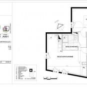 Vente appartement Lyon 8ème 227000€ - Photo 2