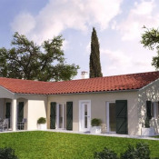 Maison 4 pièces + Terrain Lagardelle sur Lèze (31870)