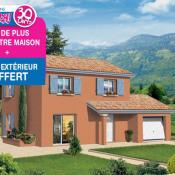 Maison 4 pièces + Terrain Guéreins