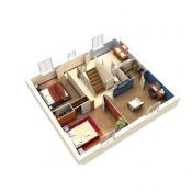 Maison 5 pièces + Terrain Lucenay