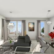 Lyon 8ème, Двухуровневая квартира 5 комнаты, 124,85 m2