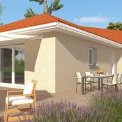 Maison 5 pièces + Terrain Saint-Siméon-de-Bressieux