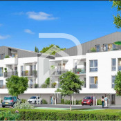 Mérignac, Apartamento 3 assoalhadas, 66,32 m2