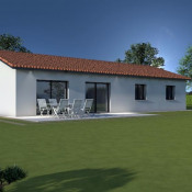 Terrain 705 m² Béréziat (01340)