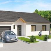 Terrain 657 m² Xeuilley (54990)
