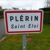 Sale site Plerin 64500€ - Picture 1