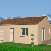 Maison 4 pièces + Terrain Terrats