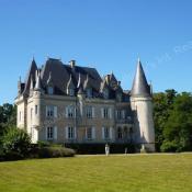 Loudéac, Chateau 15 rooms, 750 m2