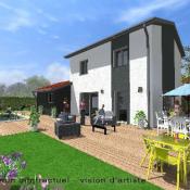 Maison 4 pièces + Terrain Brindas
