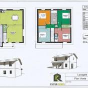 Maison 3 pièces + Terrain Saint Rambert d'Albon (26140)
