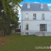 Asnières sur Seine, Красивый большой дом 8 комнаты, 197 m2