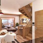 Chamonix Mont Blanc, Appartement 3 pièces, 62,15 m2