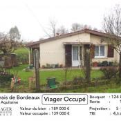 Bordeaux, Maison / Villa 4 pièces, 70 m2