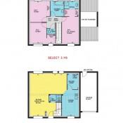 Maison 4 pièces + Terrain Morainvilliers