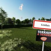 Terrain 540 m² Échillais (17620)