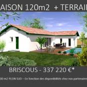 Maison 5 pièces + Terrain Bayonne
