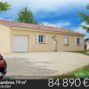 1 Antin 79 m²